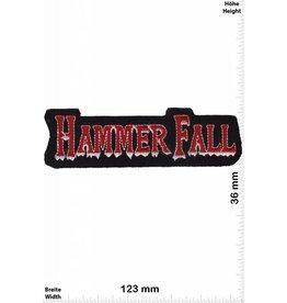 Hammerfall Hammerfall - red  - Power-Metal-Band -Music