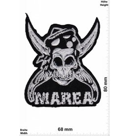 Marea MAREA - Rock Band - Skull