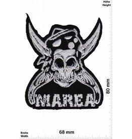 Marea MAREA - Rock Band - Skull
