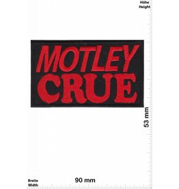 Motley Crue Motley Crue - red