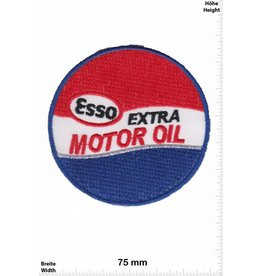 Esso ESSO - Motor Oil Extra  - Racing Team - blue red