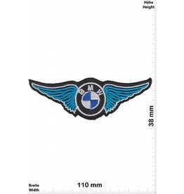 BMW BMW fly - blue  - small