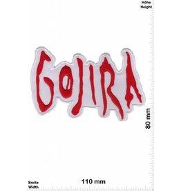 Gojira Gojira - weiss - rot -Death-Metal-Band