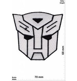 Transformers Transformers - Autobot - white - Logo Corporation CREW Uniform