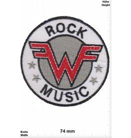 Weezer WEEZER Rock Music - round - white