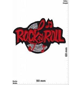 Rock n Roll Rock n Roll - silver  red  - LP -Music
