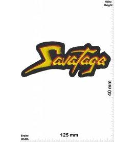 Savatage Savatage - gold - Power-Metal-Band