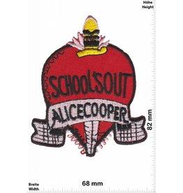 Alice Cooper Alice Cooper - School's Out - silver - Punk