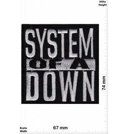System of a Down System of a Down- silber- silber