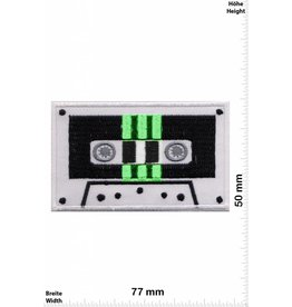 DJ Music Tape - green