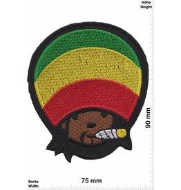 Marihuana, Marijuana Reggae Man  - smoke - Reggae