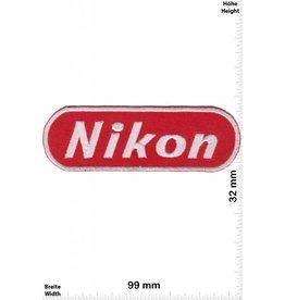 Nikon Nikon - red silver
