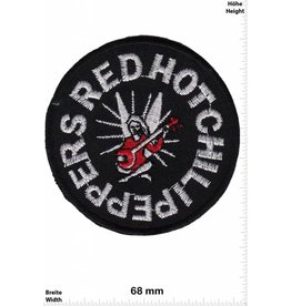 Red Hot Chili Peppers Red Hot Chili Peppers - angle guitar- round