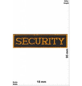 Security Security - gold - small