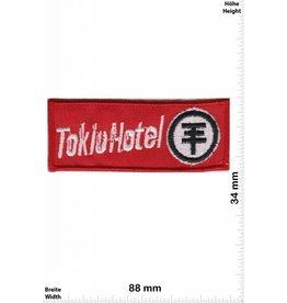 Tokio Hotel  Tokio Hotel - klein - rot