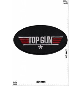 Top Gun Top Gun - oval - USA Army