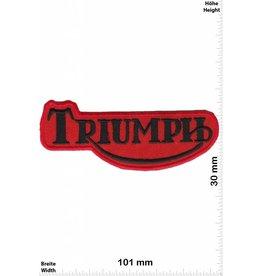 Triumph Triumph - rot / schwarz
