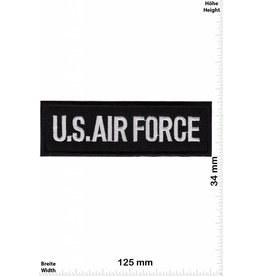 U.S. Air Force U.S. Air Force - silver black