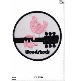 Woodstock Woodstock - giutar - bird
