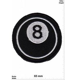 8 Ball Billard 8 - Schwarze 8 - 8 Ball
