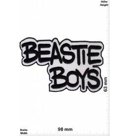 Beastie Boys  Beastie Boys - black white
