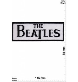Beatles  The Beatles - black white