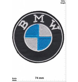 BMW BMW - Logo - white blue