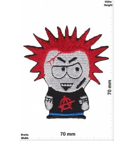 Anarchy South Park Anarchy - Punk Rockabilly Rocker