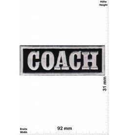 Coach COACH  silver