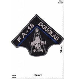F 18 FA-18 Douglas  - US Army