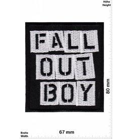 Fall Out Boy Fall Out Boy - Alternative-Rockband