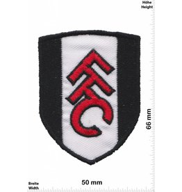 Fulham Football Club Fulham Football Club - FFC - The Cottagers - The weisss - Soccer UK England - Soccer Football - Fußball