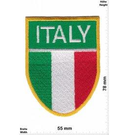 Italien, Italy ITALY - Italy Coat of Arms - Flag