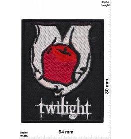 Twilight Twilight - hand with apple