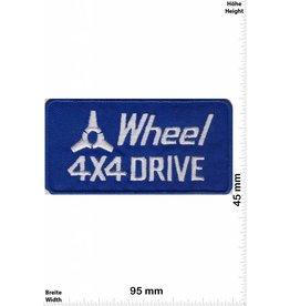 4 Wheel  4 Wheel 4x4 Drive - Racing Team - blue