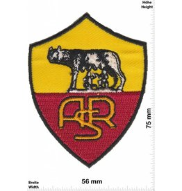 AS ROM AS ROM - Associazione Sportiva Roma S.p.A. - Giallorossi  - la magica - Soccer Italy - Soccer Football - Fußball