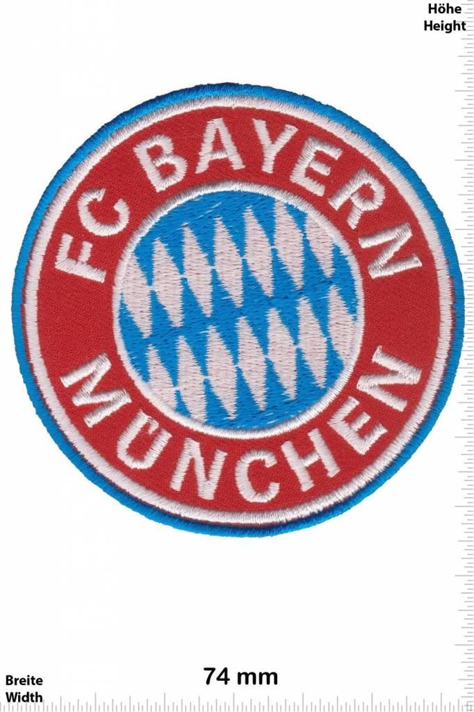 fc bayern münchen - patch - aufnäher - aufnäher shop