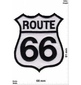 Route 66 Route 66 - black white