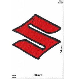 Suzuki S - Suzuki - red