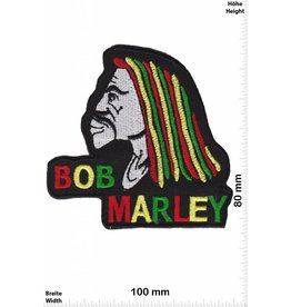 Bob Marley  Bob Marley - Cartoon - Reggae
