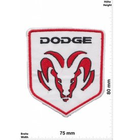 Dodge Dodge - red