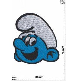 Schlümpfe Smurf - The Smurfs - Head