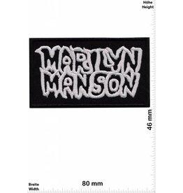 Marilyn Manson Marilyn Manson - silver