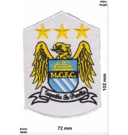 Manchester City FC Manchester City FC -  The Citizens  - Soccer UK - Fußball