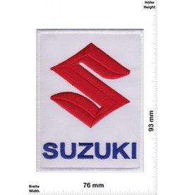 Suzuki Suzuki - Big - weiss - rot - weiss - rot -  Motorcycle