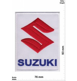 Suzuki Suzuki - Big - white - red