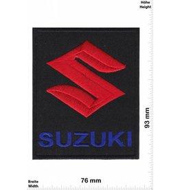 Suzuki Suzuki - Big - schwarz - rot - schwarz - rot -  Motorcycle
