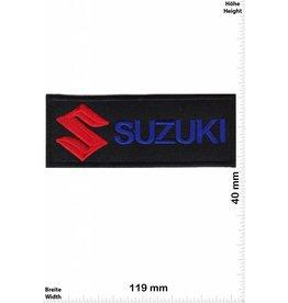 Suzuki Suzuki - long - schwarz - rot - schwarz - rot -  Motorcycle