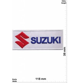 Suzuki Suzuki - long - white - red