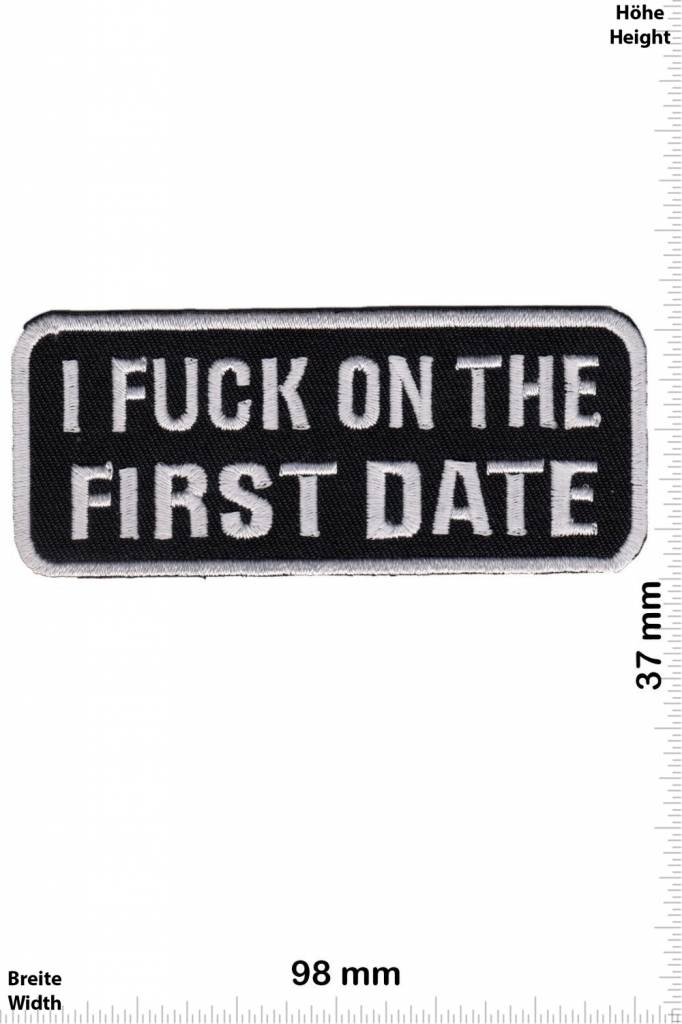 Claims Spruche Patch Back Patches Patch Keychains Stickers